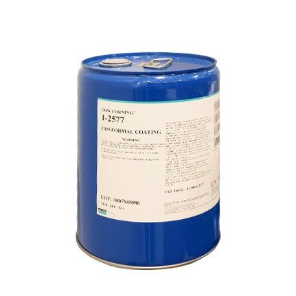 Dow Corning 1-2577 RTV Silicone Conformal Coating Clear 18.1 kg Pail