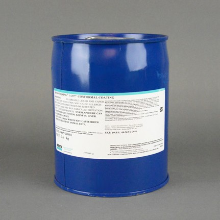 Dow Corning 1-2577 RTV Silicone Conformal Coating Clear 3.6 kg Pail