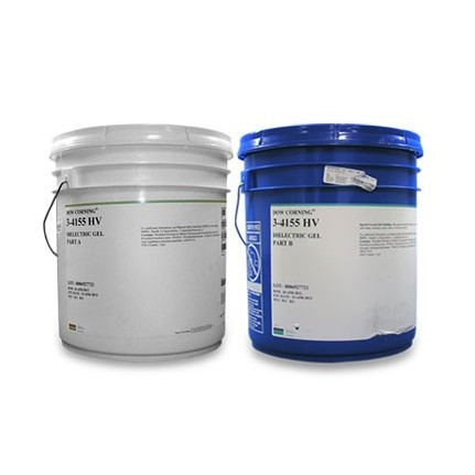 Dow Corning 3-4155 HV Dielectric Gel Green 36.2kg Kit