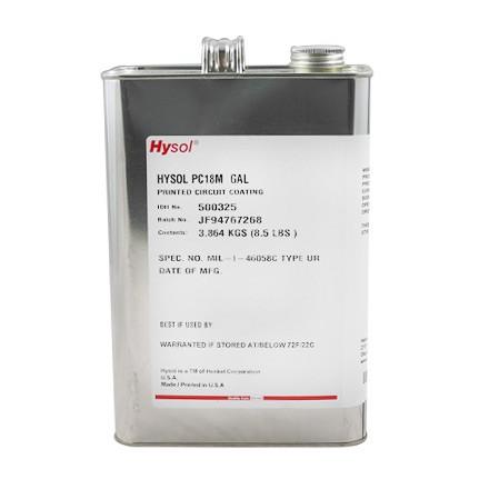 Henkel Loctite Hysol PC18M Polyurethane Conformal Coating 1 gal