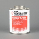 Bostik Never-Seez Regular Grade Anti-Seize Lubricant Silver 1 lb Can
