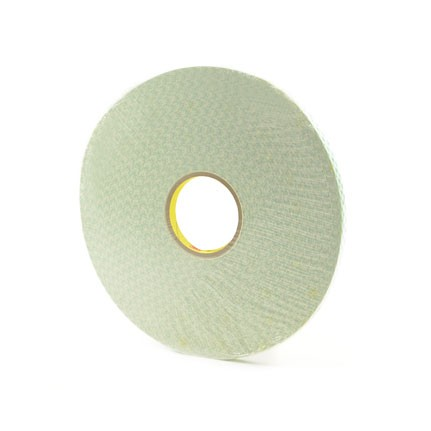 3M 4032 Double Coated Urethane Foam Tape Off-White 0.5 in x 72 yd Roll
