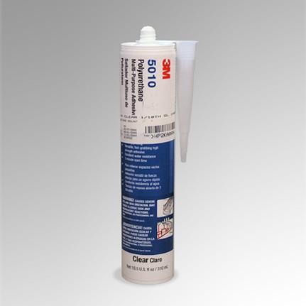 3M 5010 Polyurethane Adhesive 0.1 gal Cartridge