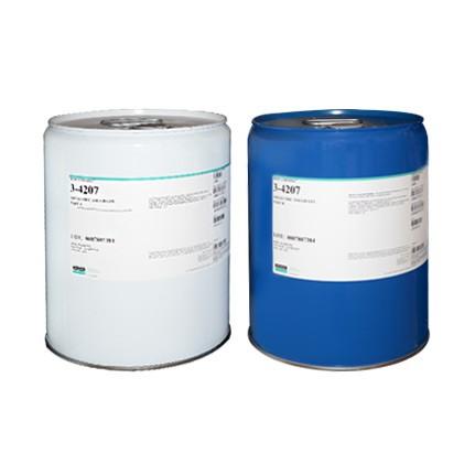 Dow Corning 3-4207 Dielectric Tough Gel Green 36.2 kg Kit