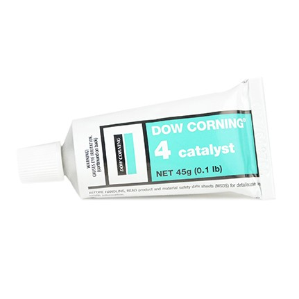 Dow Corning 4 Catalyst Silicone Rubber Curing Agent 45 g Tube