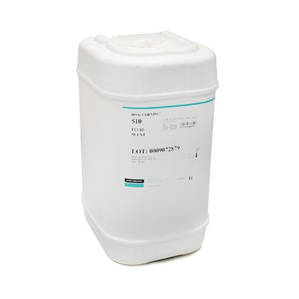 Dow Corning 510 50 CST Silicone Fluid Clear 18 kg Pail