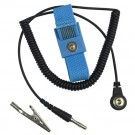 SCS ECWS61M-1 Adjustable Wrist Strap with 6 ft Coil Cord